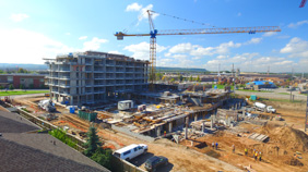 LINK AND LINK2 CONSTRUCTION UPDATE – WINDOWS, CONCRETE AND CRANES!