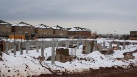 LINK CONSTRUCTION UPDATE – FOOTINGS, FOUNDATION WALLS, & CONCRETE COLUMNS