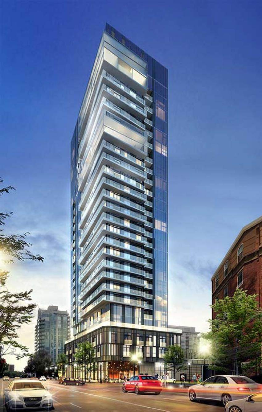 Presenting Nautique Lakefront Residences: a one-of-a-kind opportunity to live overlooking Burlington's vibrant waterfront