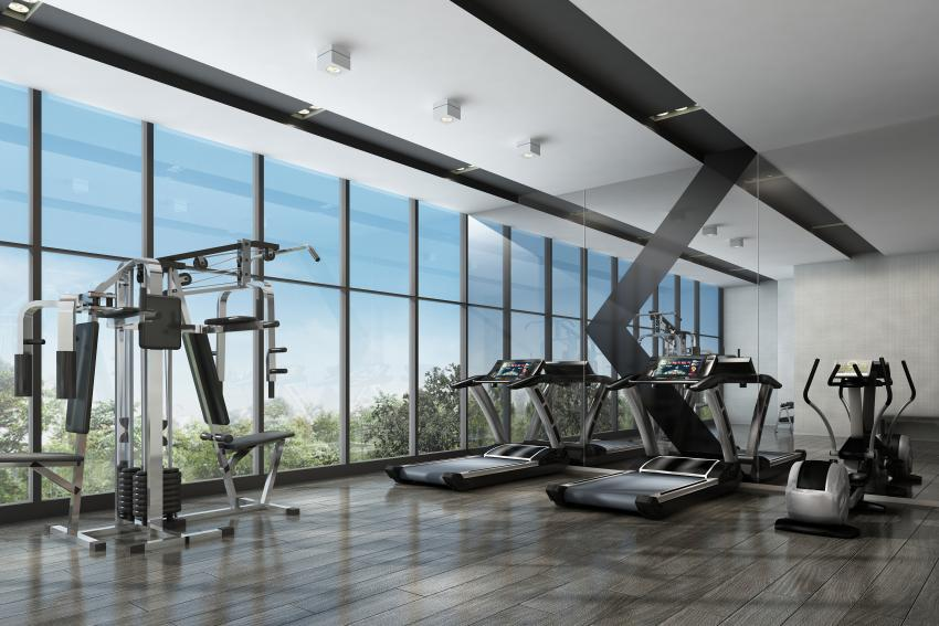 Top-notch Fitness Centre includes state-of-the-art cardio and strength-training equipment and free weights