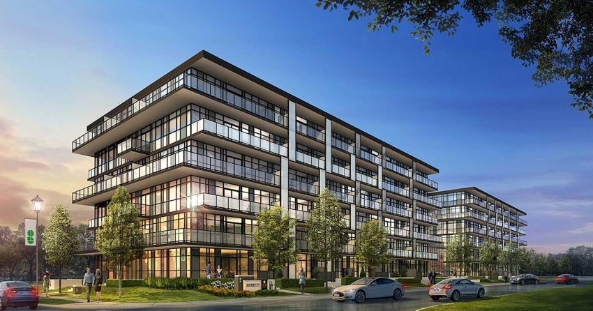 This glam midrise condominium presents a new opportunity to join Burlington's most master-planned community