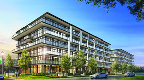 The Globe and Mail- Burlington developer's Stationwest gets cozy with transit