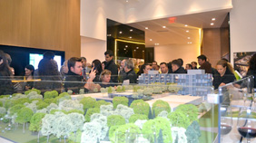 BuzzBuzz Home - Link Condos' Dinner X Design event a crowd-pleaser with units snapped up quickly