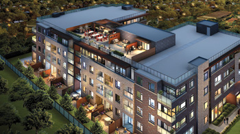 New Home Condo Guide - Boutique midrise condo makes a timely arrival in Burlington with Modrn
