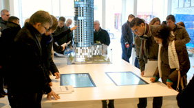 Toronto Star - Burlington's landmark condo tower is now open to the public!