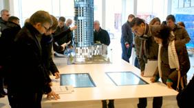 Toronto Star - Burlington's landmark condo tower is now open to the public!