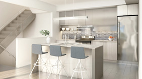 BuzzBuzzHome - New renderings highlight the sleek and modern interiors at Stationwest in Aldershot