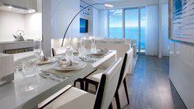 Urban Toronto - Nautique Model Suite in Burlington Reflects Lake's Serenity