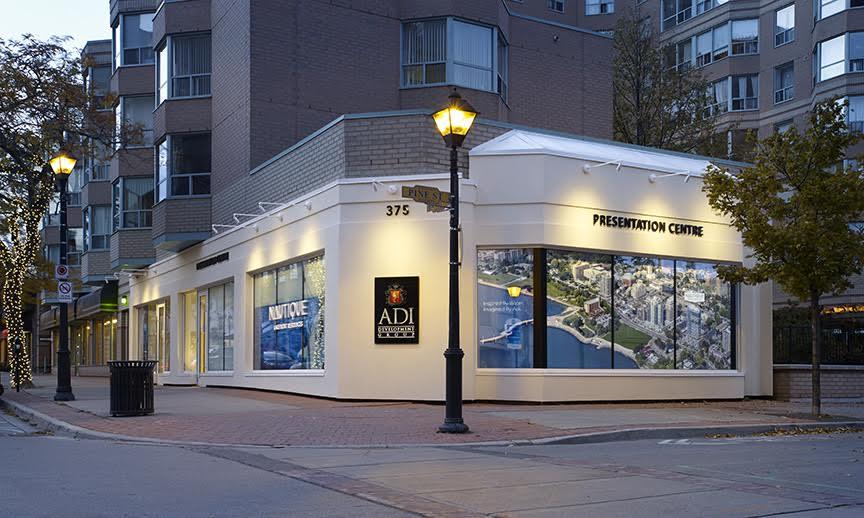 Nautique Penthouse Collection Presentation Centre