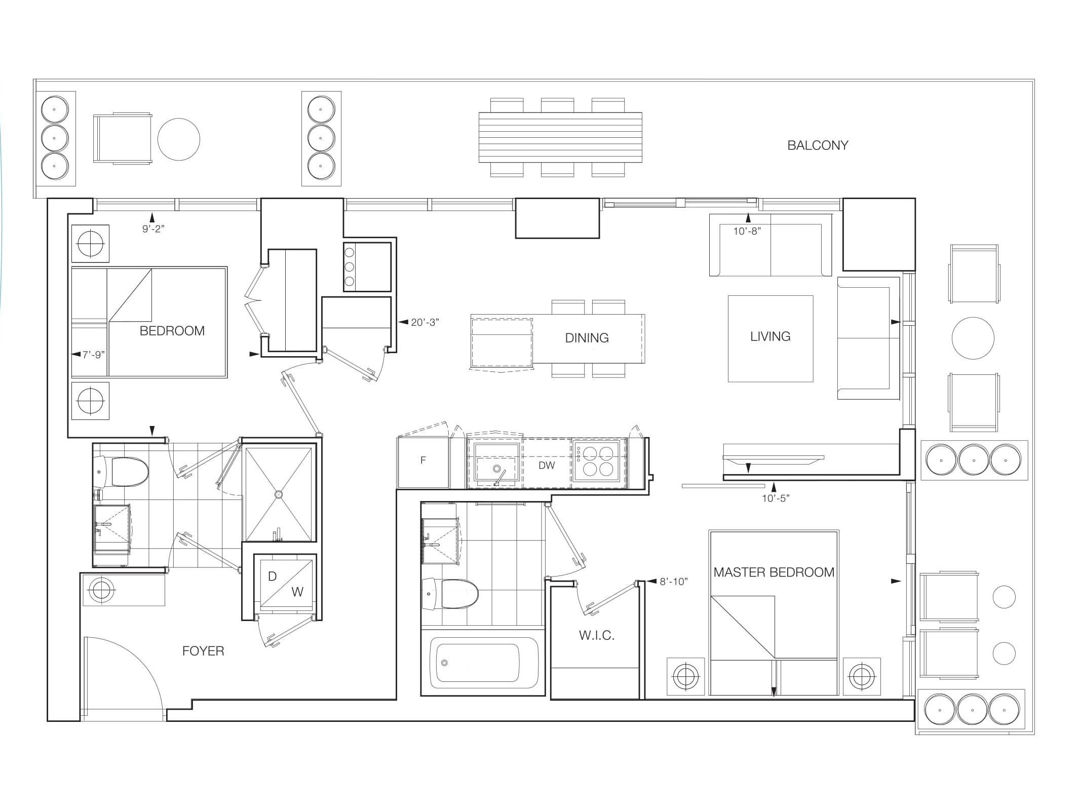 Kona Floorplans