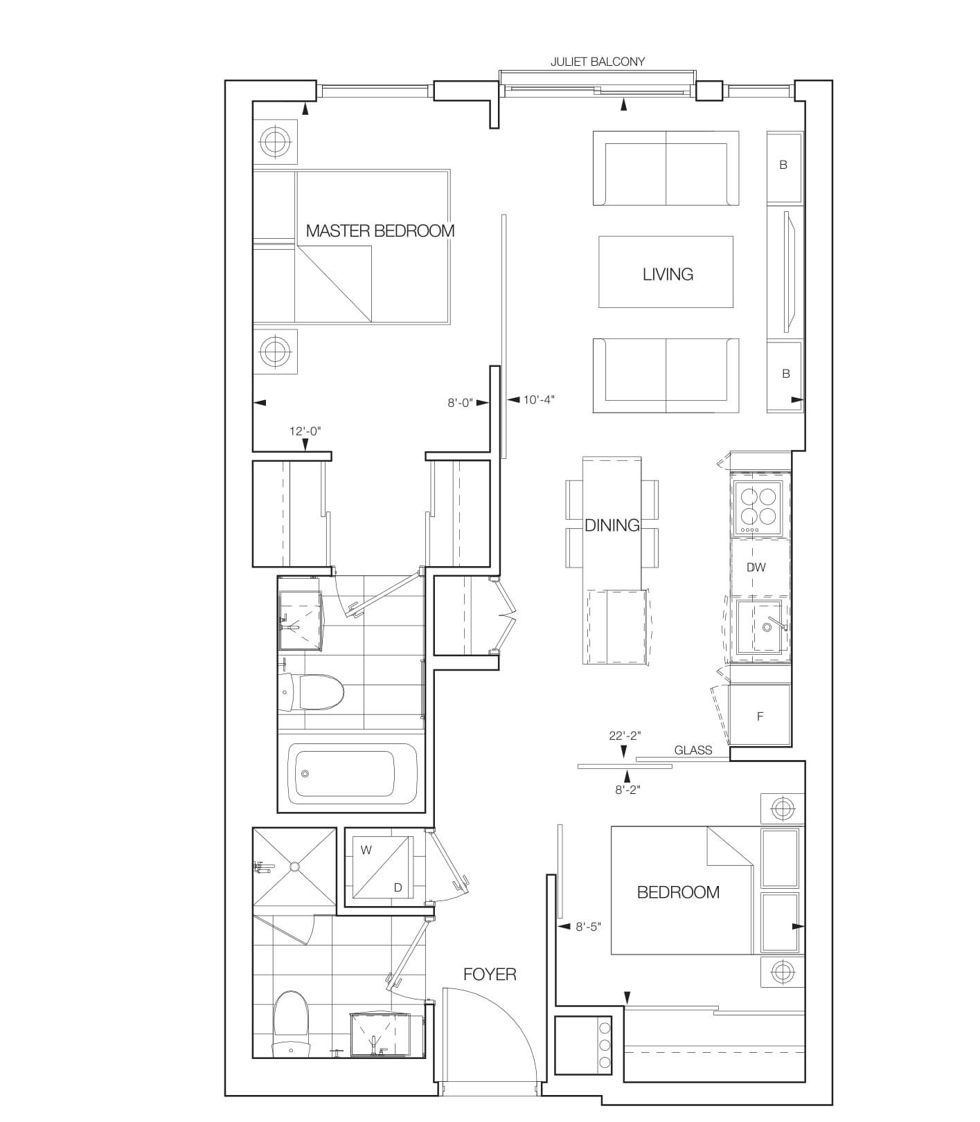 Marella Floorplans
