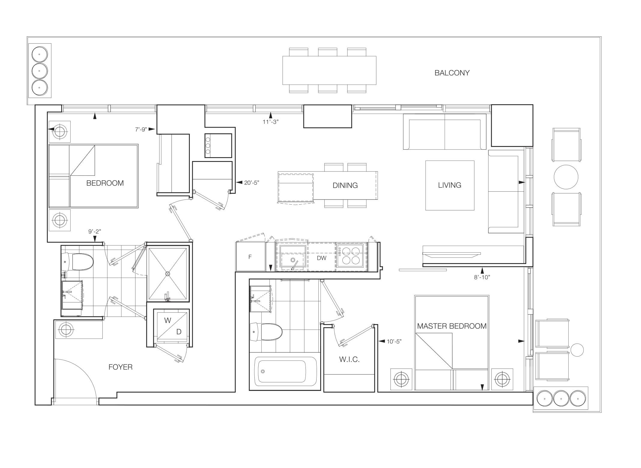 Viz Floorplans