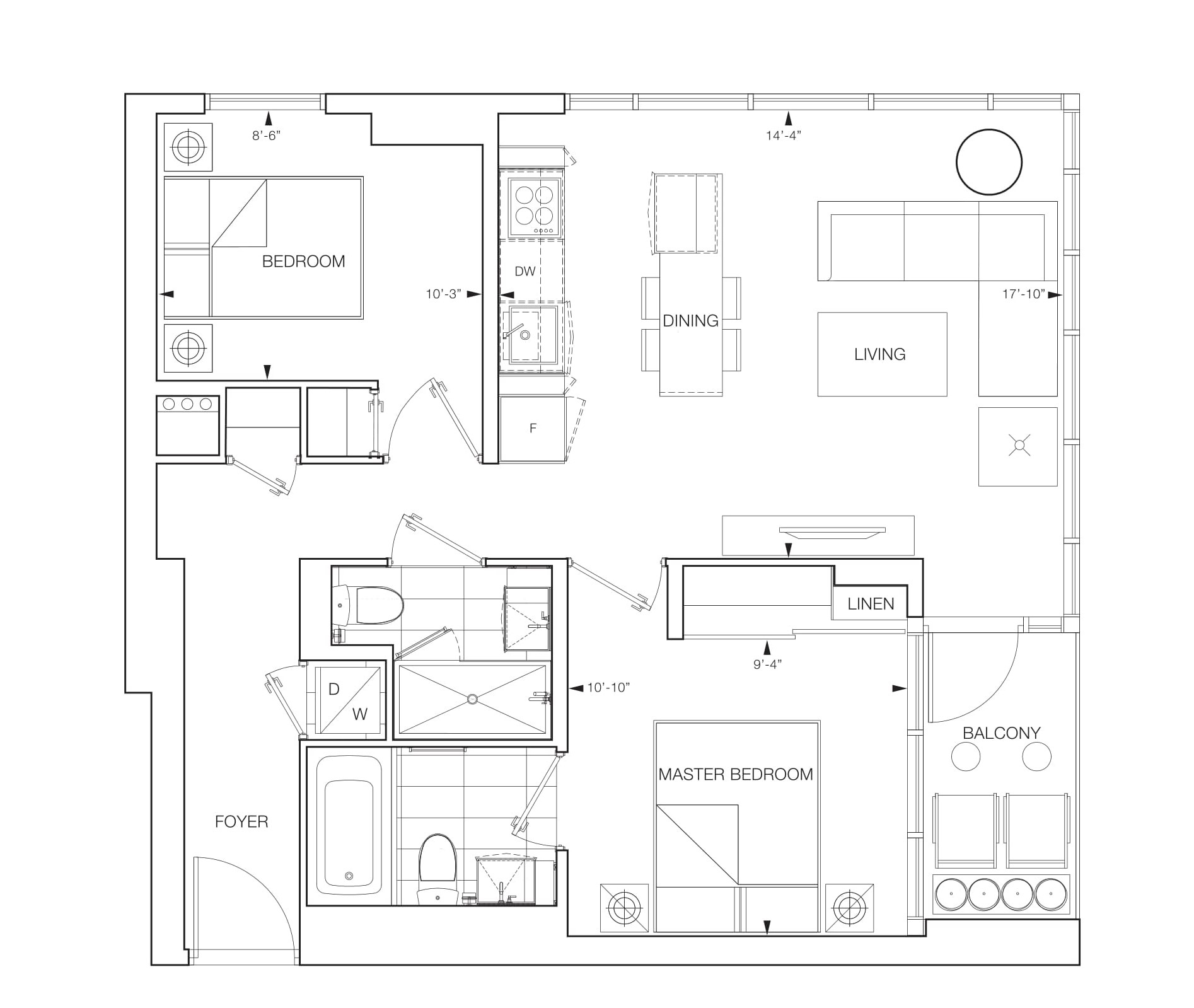 Briza Floorplans