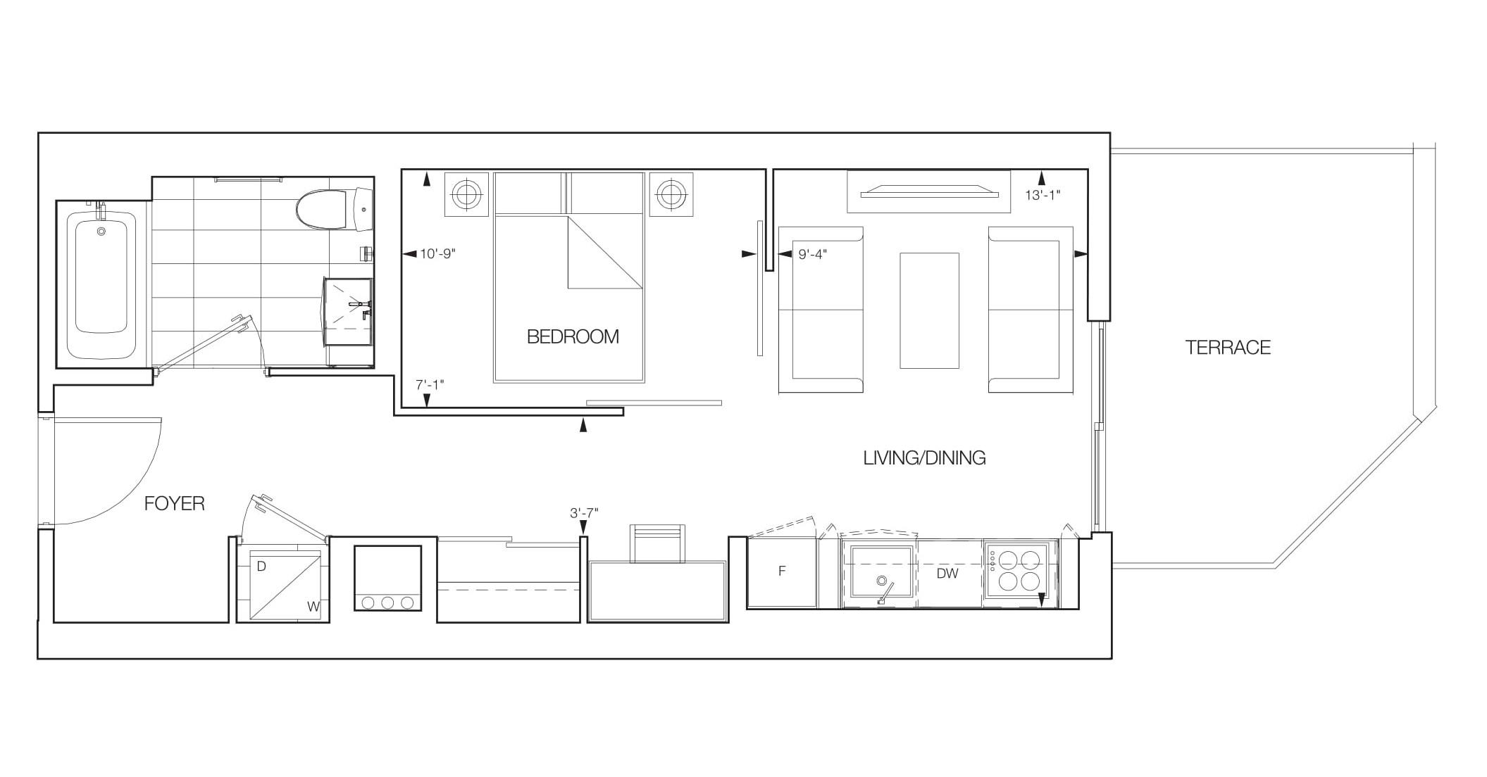 Sola Floor Plans